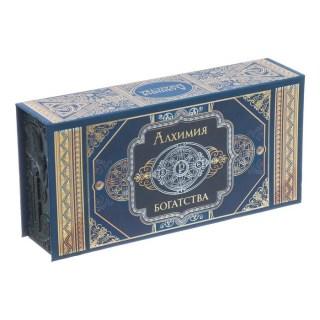 Шкатулка для купюр и монет «Алхимия богатства» купить в Минске +375447651009