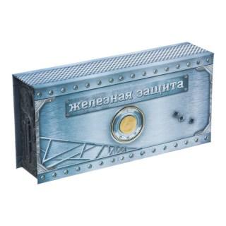 Шкатулка для купюр и монет «Железная защита» купить в Минске +375447651009