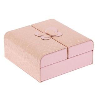 Шкатулка для украшений «Бабочка» розовая купить в Минске +375447651009