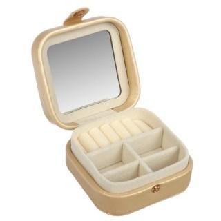 Шкатулка для украшений «Бабочка» золотистая купить в Минске +375447651009