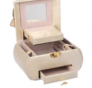 Шкатулка для украшений и бижутерии «Нежный цветок» купить в Минске +375447651009