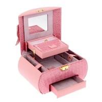 Шкатулка для украшений и бижутерии «Rose» купить в Минске +375447651009