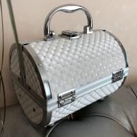 Шкатулка для украшений и бижутерии «Сундучок» белая купить в Минске +375447651009