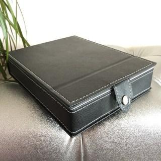 Шкатулка для украшений «Классическая» черная купить в Минске +375447651009