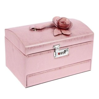 Шкатулка для украшений с кодовым замком «Роза» купить в Минске +375447651009