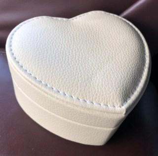 Шкатулка для украшений «Сердце» компакт купить в Минске +375447651009