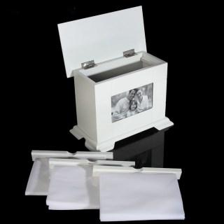 Шкатулка-комодик для фото «Семья» купить в Минске +375447651009
