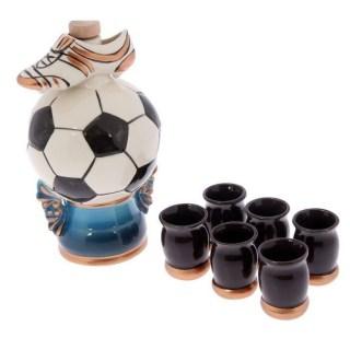Штоф «Футбольный мяч» купить Минск