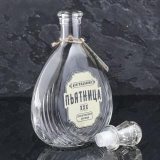 Штоф «Пьятница» 0,5 л. купить в Минске +375447651009