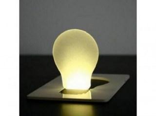 Складной карманный светильник «Лампочка» купить в Минске +375447651009