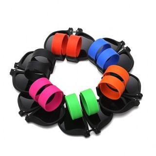 Складные солнцезащитные очки-браслет купить Минск +375447651009