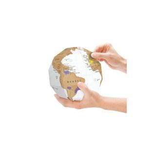Скретч глобус путешествий «True World» купить в Минске +375447651009