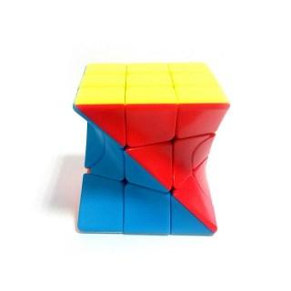 Скрученный кубик Рубика 3x3 FanXin Twisty Cube купить Минск +375447651009