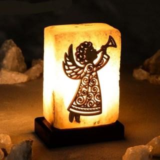 Соляная лампа «Ангелок» 1,5 кг. купить в Минске +375447651009