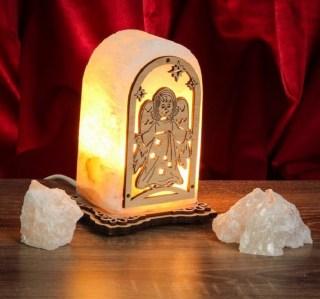 Соляная лампа «Ангелок» 1,6 кг. купить в Минске +375447651009
