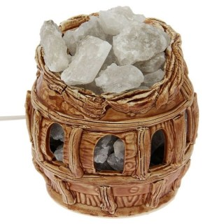 Соляная лампа «Бочонок» 1,9 кг. купить в Минске +375447651009