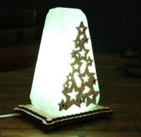 Соляная лампа «Елочка» 1 кг. купить в Минске +375447651009
