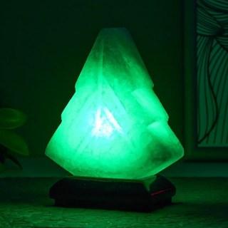 Соляная лампа «Елочка» от USB купить в Минске +375447651009