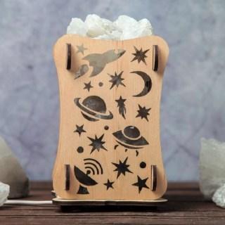 Соляная лампа «Галактика» 0,5 кг. купить в Минске +375447651009