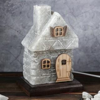 Соляная лампа «Избушка» 3 кг. купить в Минске +375447651009