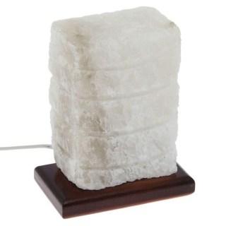 Соляная лампа «Монолит» 1,6 кг. купить в Минске +375447651009