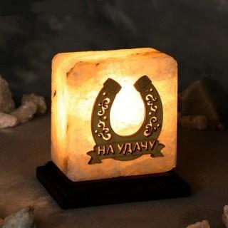 Соляная лампа «Подкова Удачи» 2 кг. купить в Минске +375447651009