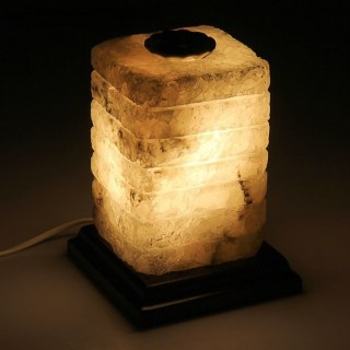 Соляная лампа с чашей для аромамасел 2,5 кг. купить в Минске +375447651009