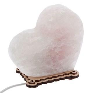 Соляная лампа «Сердце» 1,7 кг. купить в Минске +375447651009
