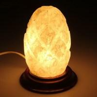 Соляная лампа «Шишка» 1,6 кг. купить в Минске +375447651009