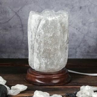 Соляная лампа «Тюльпан» 1,5 кг. купить в Минске +375447651009