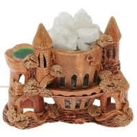 Соляная лампа «Замок» 2,9 кг. купить в Минске +375447651009
