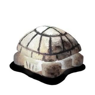 Соляной светильник «Черепашка» 5,9 кг. купить в Минске +375447651009