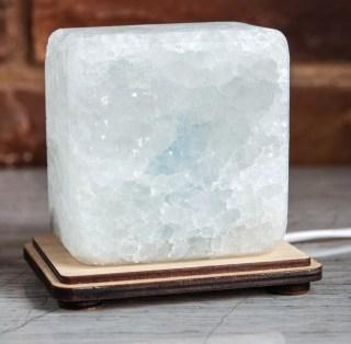 Соляной светильник «Квадрат» 1,25 кг купить Минск +375447651009