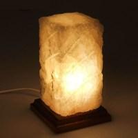 Соляной светильник «Прямоугольник» 3-4 кг купить Минск +375447651009