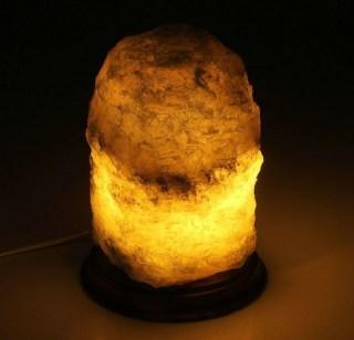 Соляной светильник «Скала» желтая 4 кг. купить в Минске +375447651009
