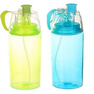 Спортивная бутылка для воды с пульверизатором МИКС Минск
