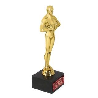 Статуэтка Оскар на камне «Лучший учитель» 18 см. купить в Минске +375447651009