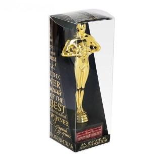 Статуэтка Оскар на камне «Почетный юбиляр» 18 см. Минск +375447651009