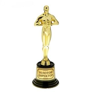 Статуэтка Оскар «Золотой директор»  20 см  купить в Минске +375447651009