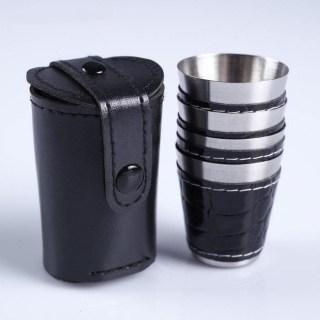 Стопки подарочные «Упоительные вечера» 4 шт по 30 мл. купить в Минске +375447651009