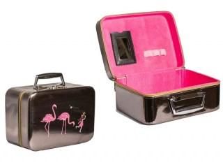 Сумка для косметики «Flamingo» купить в Минске +375447651009
