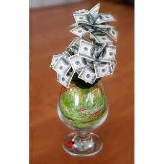Сувенир денежный «Бокал изобилия» купить в Минске +375447651009