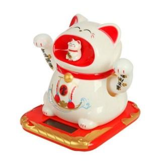 сувенир кот счастья вид 2 купить