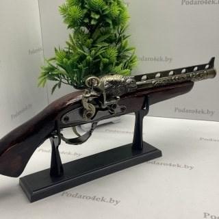 Сувенирное оружие на подставке «Медведь» купить в Минске +375447651009