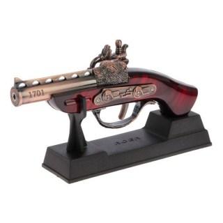 Сувенирное оружие «Пистолет на подставке» купить Минск