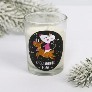 Свеча «Счастливая мышь» купить в Минске +375447651009