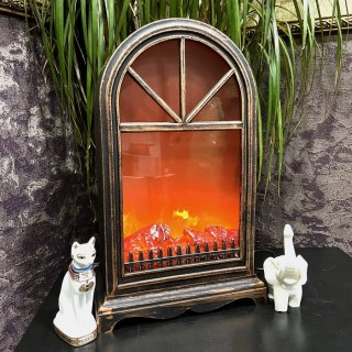 Светильник декоративный камин «Гармония» купить Минск +375447651009