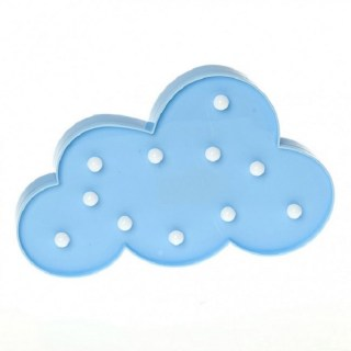 Светильник-ночник «Облако» голубое купить в Минске +375447651009