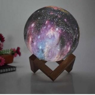 Светильник- ночник «Волшебная планета» от USB купить Минск +375447651009
