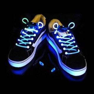 Светящиеся шнурки (Разноцветные) купить в Минске +37447651009